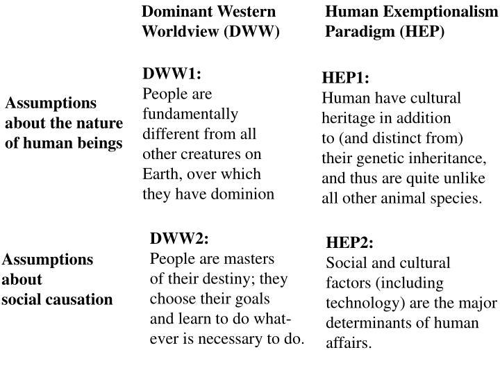Dominant Western