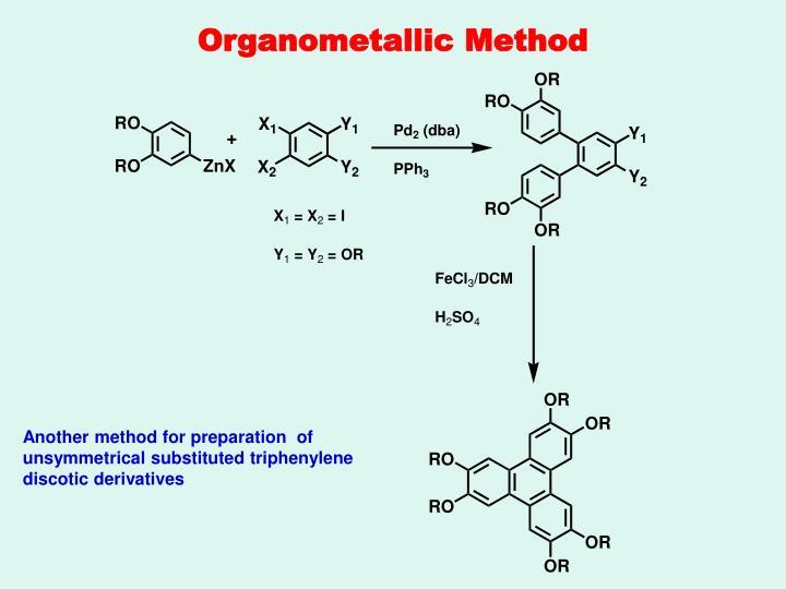 Organometallic Method