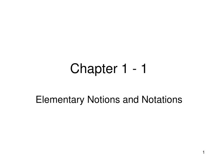 chapter 1 1 n.