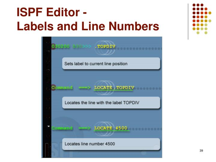 How To Open Ispf Editor