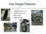 key design features1