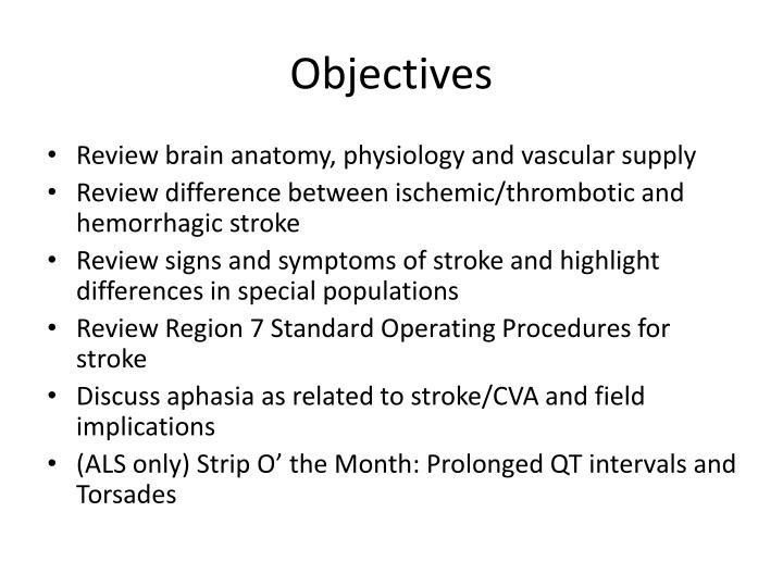 Bonito Anatomy And Physiology Of Cva Stroke Ornamento - Anatomía de ...