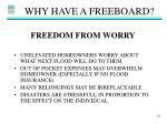 why have a freeboard4
