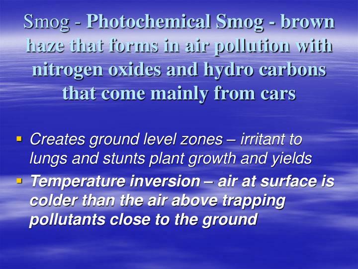 Smog -