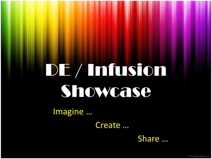 de infusion showcase n.