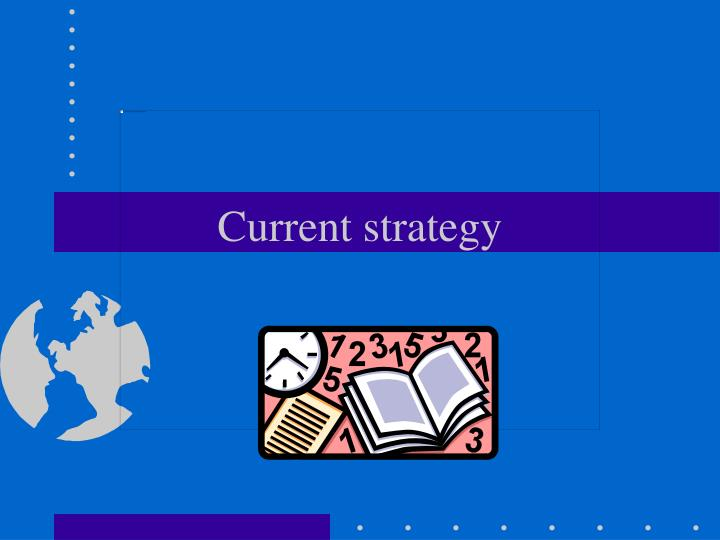 current strategy Current strategy summary for infrastructure operations support services (ioss) joint base powell, ca this document was compiled by the ioss project office and summarizes how many of the joint base powell infrastructure, operations, and support services (ioss) requirements listed in the draft pws were acquired in the past.