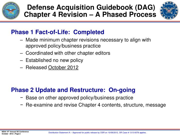 Defense Acquisition Guidebook Chapter 11 Section 11