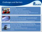 challenges and barriers1