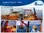support vessel fleet4