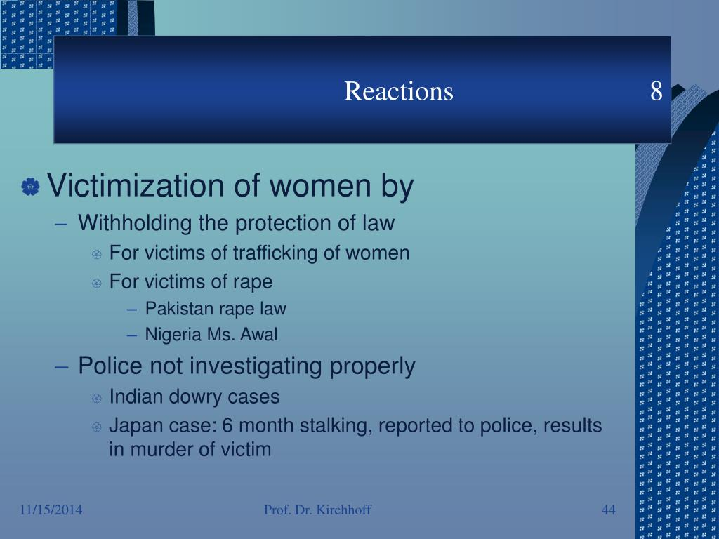 PPT - What is Victimology PowerPoint Presentation - ID:6647613