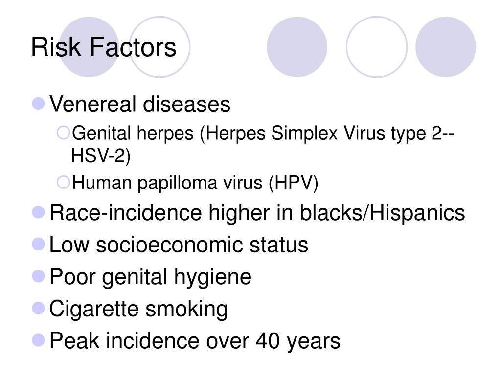 PPT - Cervical Cancer PowerPoint Presentation - ID:6647914