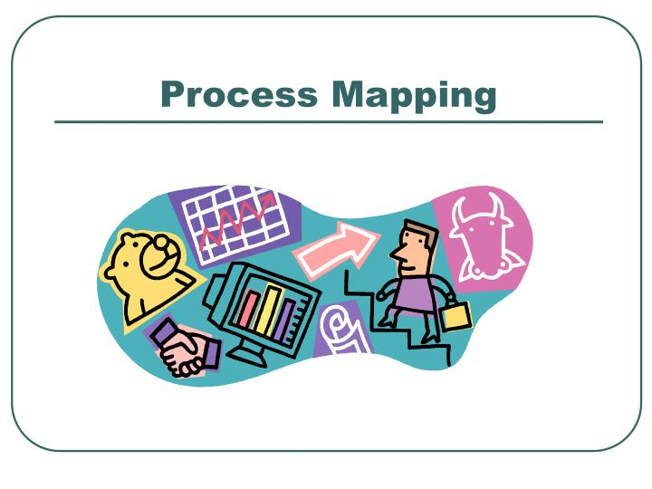 process mapping n.