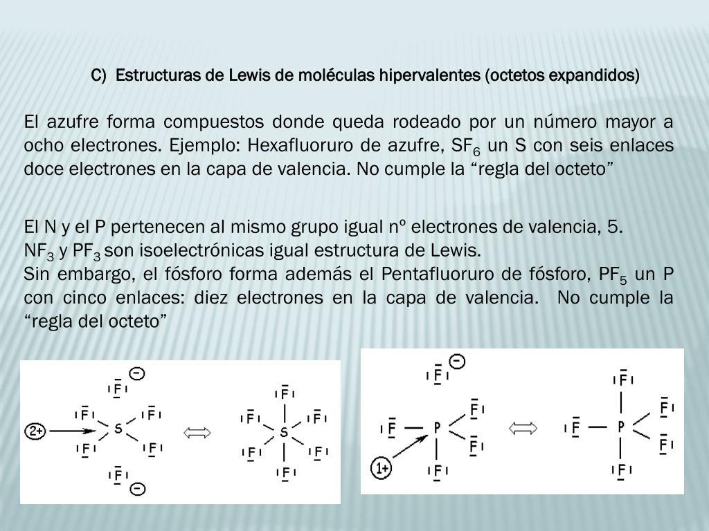 Ppt Regla Del Octeto Powerpoint Presentation Free