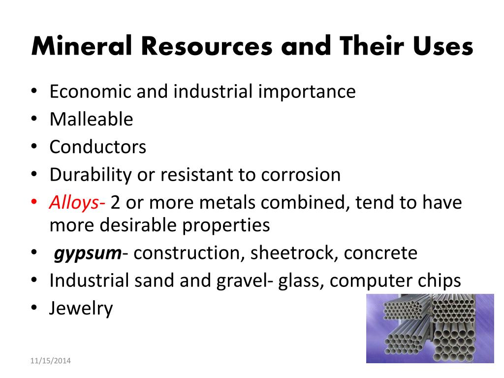PPT - Chapter 16 Mining and Mineral Resources PowerPoint