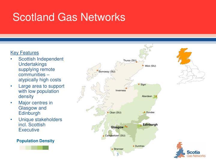 Scotland gas networks