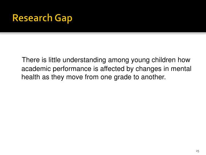 Research Gap