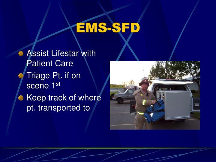 EMS-SFD