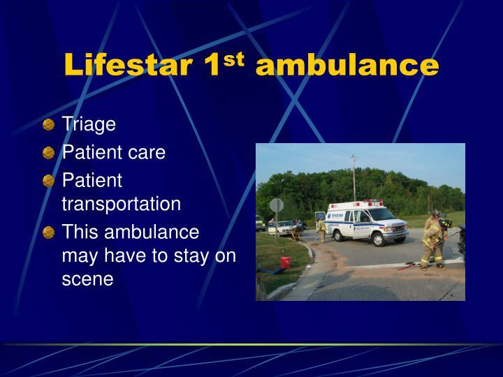Lifestar 1