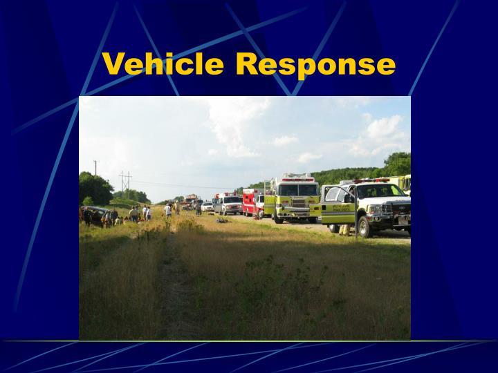Vehicle Response