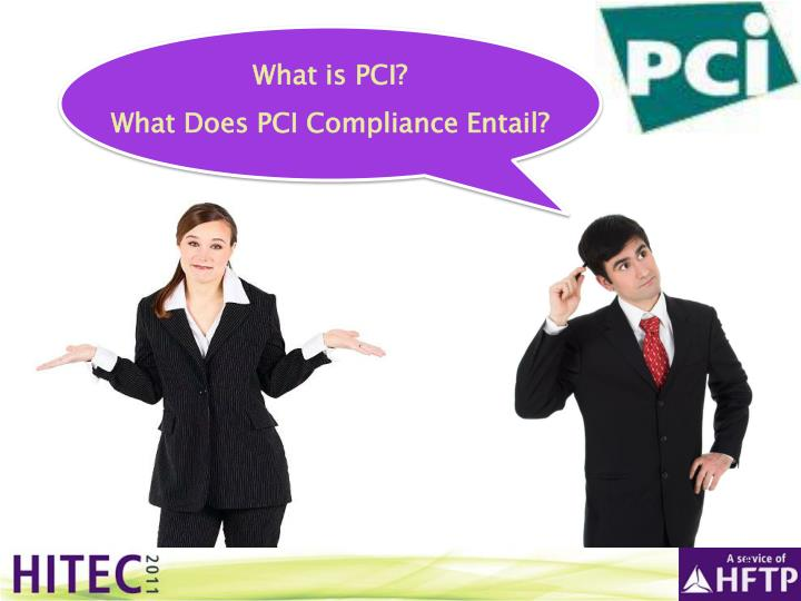 What is PCI?