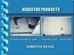 asbestos products4