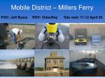 mobile district millers ferry