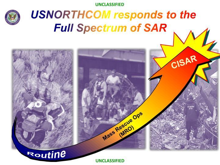 USNORTHCOM responds to the Full