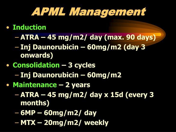 APML Management