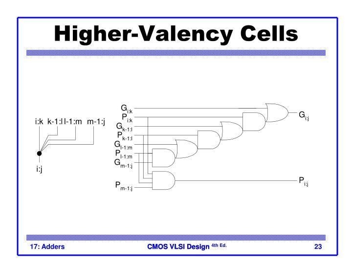 Higher-Valency Cells