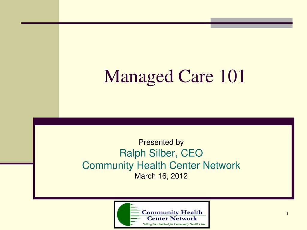Ppt managed care powerpoint presentation id:1676294.