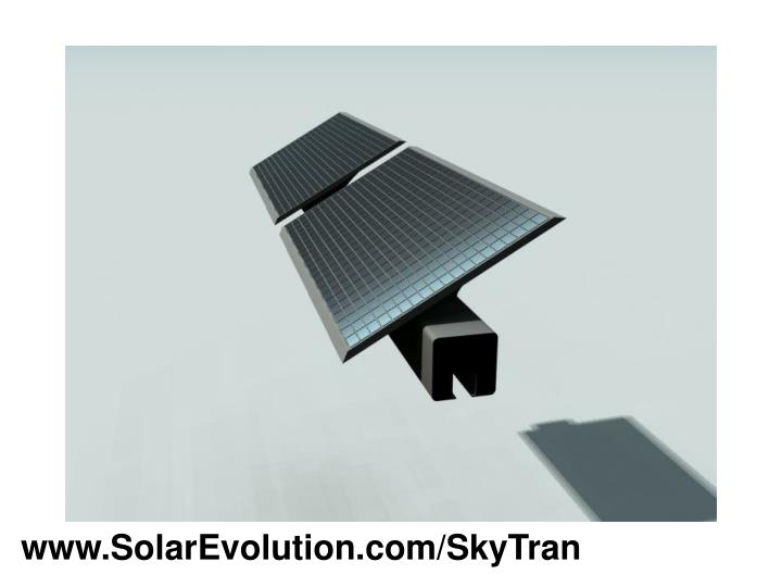 Solar on Rail