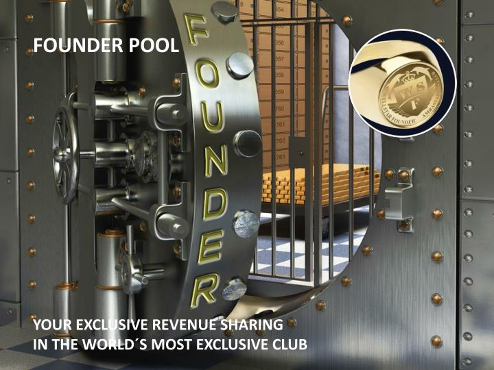 FOUNDER POOL