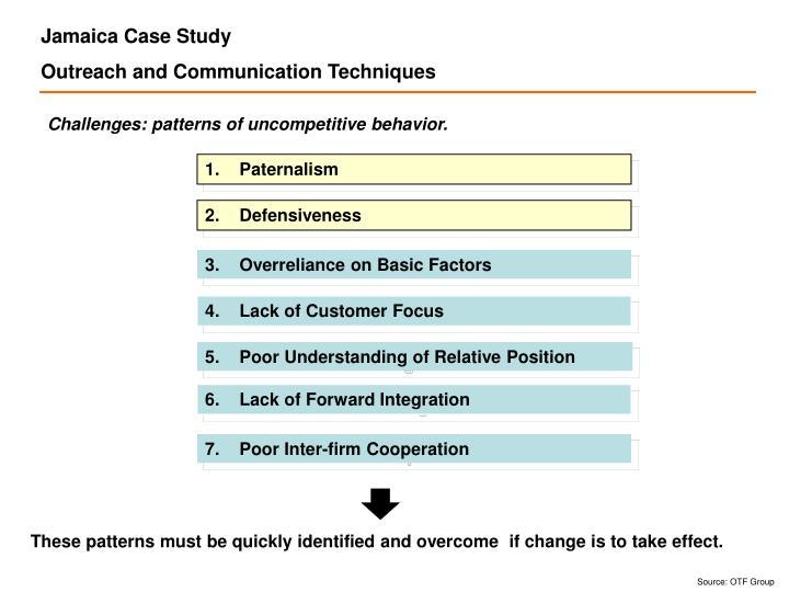 Jamaica Case Study
