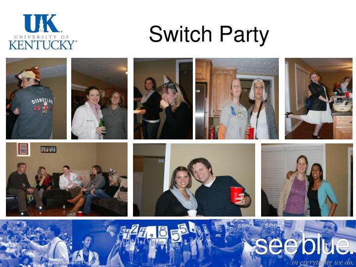 Switch Party
