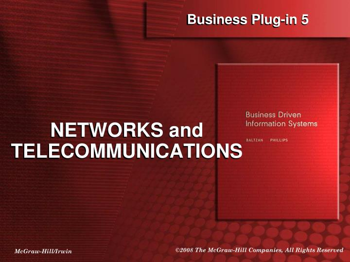 an introduction to networking and telecommunication management Introduction to telecommunications from wikiversity jump to navigation jump to search contents 1 introduction video is a motion picture which is a quickly-changing image it works the same principle as an audio transmission, yet with a different information.