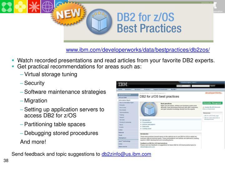 www.ibm.com/developerworks/data/bestpractices/db2zos/