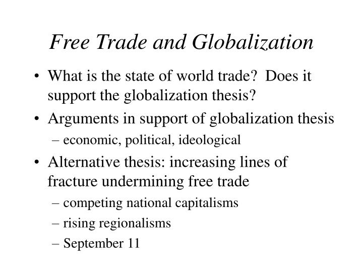 thesis on globalism A thesis is required for all students completing the vanderbilt mph program it is a substantive and original body of work that allows students to synthesize and integrate knowledge from their public health course work and practicum experiences, apply it to a particular topic area, and communicate their ideas and findings through a scholarly written product.