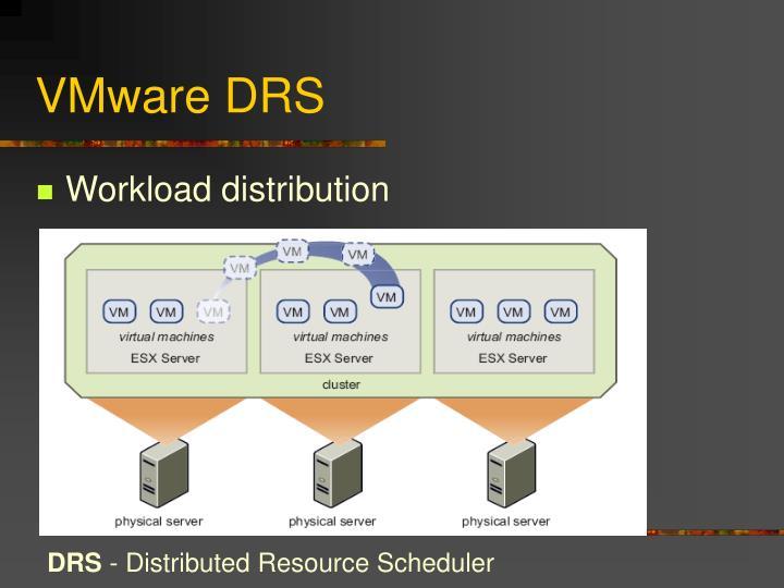 VMware DRS