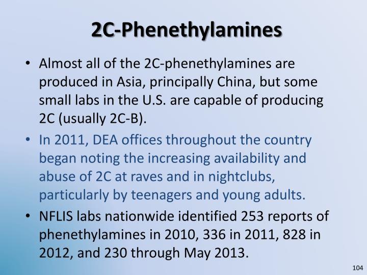 2C-Phenethylamines