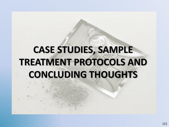 Case studies, sample