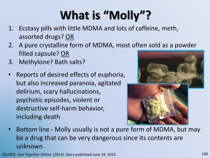 """What is """"Molly""""?"""