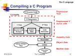 compiling a c program1