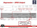 regression spss output4