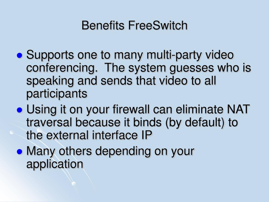 PPT - Freeswitch on pfSense PowerPoint Presentation - ID:6656078