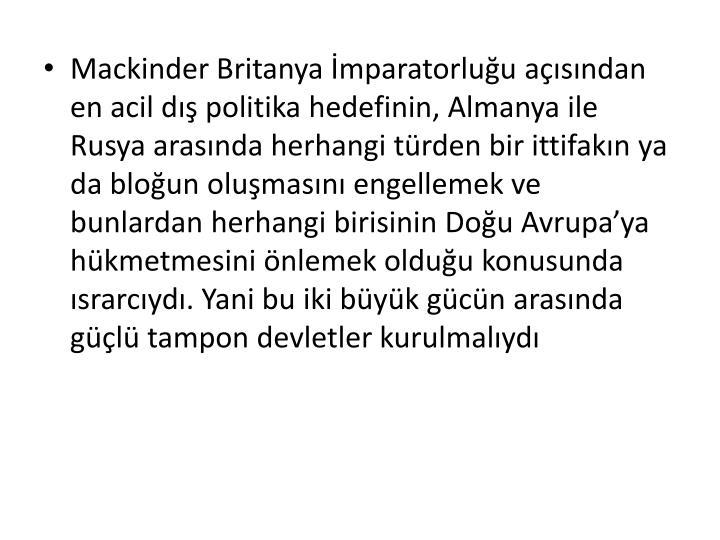 Mackinder