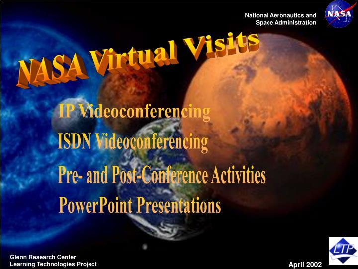 NASA Virtual Visits