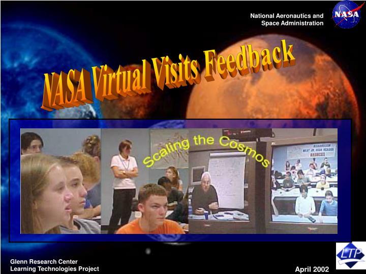 NASA Virtual Visits Feedback