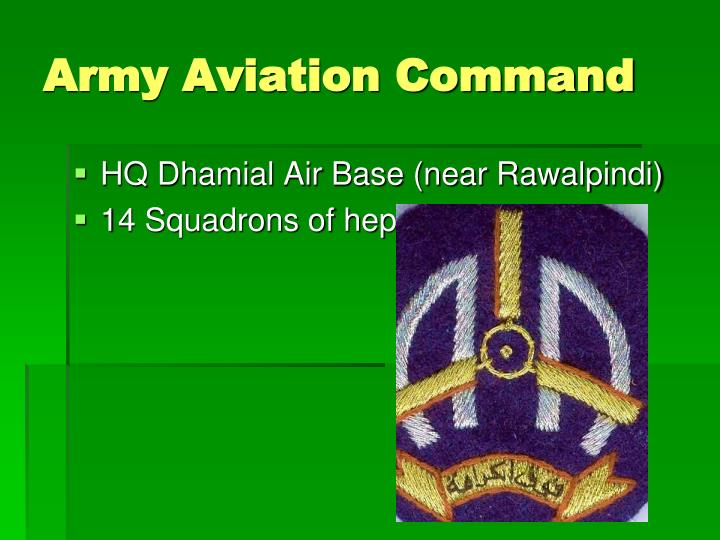Army Aviation Command