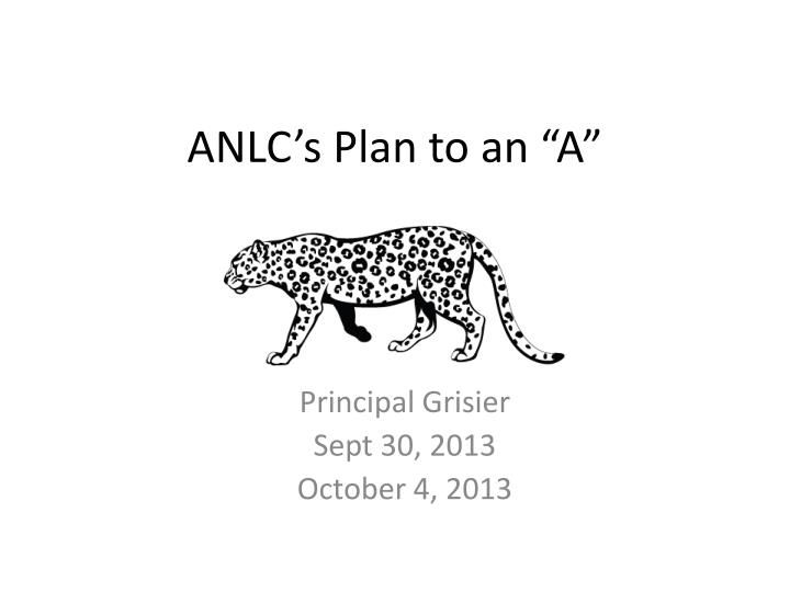 anlc s plan to an a n.
