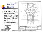 arcs and circles41
